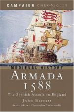34417 - Barratt, J. - Armada 1588. The Spanish Assault on England Campaign Chronicles