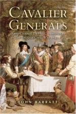 34421 - Barratt, J. - Cavalier Generals. King Charles I and His Commanders in the English Civil War 1642 - 46
