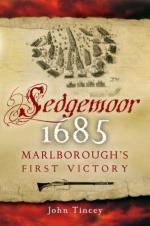 34423 - Tincey, J. - Sedgemoor 1685. Marlborough's First Victory