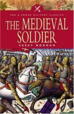 34434 - Norman, V. - Medieval Soldier (The)