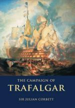 34450 - Corbett, J. - Campaign of Trafalgar (The)