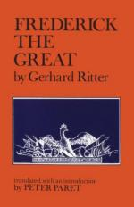 34452 - Ritter, G. - Frederick the Great