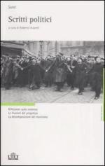 34459 - Sorel, G. - Scritti politici