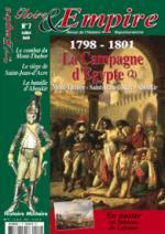 34489 - Gloire et Empire,  - Gloire et Empire 07: 1798-1801 La Campagne d'Egypte (2) Mont-Thabor - Saint-Jean-d'Acre - Aboukir