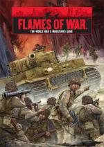 34537 - AAVV,  - Flames of War. World War II Miniatures Game - 2nd Edition OFFERTA ULTIMA COPIA