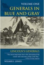 34587 - Wilmer, L.J. - Generals in Blue and Gray. Vol 1. Lincoln's Generals