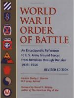 34596 - Stanton, S.L. - World War II Order of Battle: Encyclopedia Reference to US Army Ground Forces from Battalion through Division 1939-1946