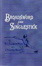34599 - Allanson Winn-Phillips Wolley, R.G.-C. - Broadsword and Singlestick