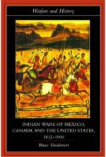 34614 - Vandervort, B. - Indian Wars of Mexico, Canada and the United States 1812-1900