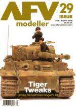 34619 - AFV Modeller,  - AFV Modeller 029. Tiger Tweaks
