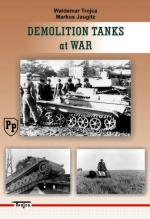 34623 - Trojca-Jaugitz, W.-M. - Demolition Tanks at War