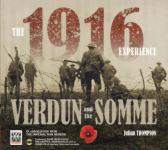 34668 - Thompson, J. - 1916 Experience. Verdun and the Somme (The) - Cofanetto+2CD
