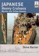 34673 - Backer, S. - Japanese Heavy Cruisers Myoko and Takao Classes - Shipcraft Series 5