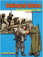 34676 - Rottman-Volstad, G.-R. - Stalingrad Inferno. The Infantryman's War