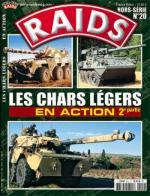 34699 - Raids, HS - HS Raids 20: Les Chars legers en Action Vol 2