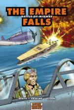 34725 - White, S. - Graphic History 03: The Empire Falls. Battle of Midway