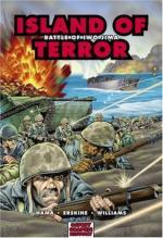 34727 - Hama, L. - Graphic History 05: Island of Terror. Battle of Iwo Jima