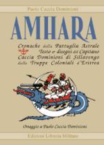 34830 - Caccia Dominioni, P. - Amhara. Cronache della Pattuglia Astrale