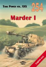 34834 - Ledwoch, J. - No 254 Marder I (Tank Power Vol XXX) ENGLISH