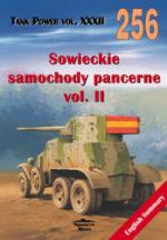 34836 - Kolomets, M. - No 256 Soviet Armored Cars Vol 2 (Tank Power Vol XXXII)