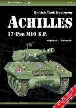 34839 - Gawrych, W.J. - Armor Photogallery 14: British Tank Destroyer 17-pdr M10 S.P. Achilles
