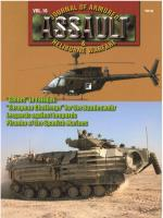 34850 - AAVV,  - Assault: Journal of Armored and Heliborne Warfare Vol 16