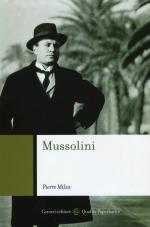 34925 - Milza, P. - Mussolini