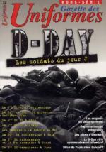 34951 - AAVV,  - D-Day. Les soldats du Jour-J - Gaz. des Uniformes HS 22 (Les)