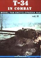 34966 - Lalak-Jackiewicz-Sawicki, Z.-J.-R. - T-34 in Combat Vol 02 - Model Fan Encyclopaedia 06