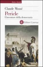 35043 - Mosse', C. - Pericle. L'inventore della democrazia