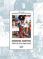 35071 - Ballerini-Parzen, L.-J. - Maestro Martino. Libro De Arte Coquinaria