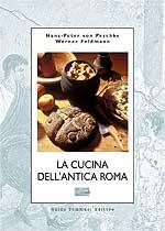 35072 - von Peschke-Feldmann, H.P.-W. - Cucina dell'antica Roma (La)