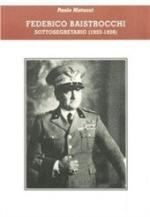 35080 - Matucci, P. - Federico Baistrocchi sottosegretario (1933-1936)
