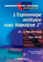 35228 - Muller, P. - Espionnage militaire sous Napoleon Ier