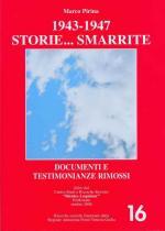 35233 - Pirina, M. - 1943-1947 storie...smarrite