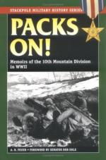 35234 - Feuer, A.B. - Packs on! Memoirs of the 10th Mountain Division in WWII