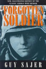 35246 - Sayer, G. - Forgotten Soldier (The)