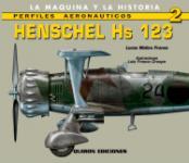 35272 - Molina Franco, L. - Perfiles Aeronauticos 02: Henschel Hs 123