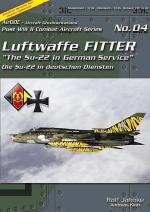 35274 - Jahnke, R. - Luftwaffe Fitter. The Su-22 in German Services