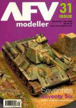 35283 - AFV Modeller,  - AFV Modeller 031. Seventies Seventy Six