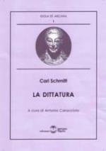 35298 - Schmitt, C. - Dittatura (La)
