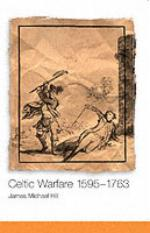 35333 - Hill, J.M. - Celtic Warfare 1595-1763