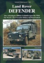 35380 - AAVV,  - Tankograd British Special 9004: Land Rover Defender. The World's Most Versatile Military Off-Road Vehicle