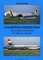 35514 - Storaro, F - Ciampino-Fiumicino. Airlines over Rome in the 70s and 80s