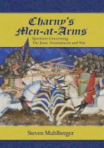 35544 - Muhlberger, S. - Charny's Men at Arms. Questions Concerning the Joust, Tournament and War