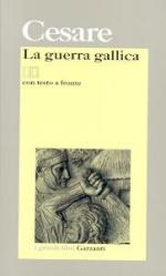 35682 - Cesare,  - Guerra gallica (La)
