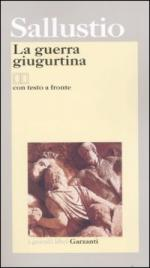 35684 - Sallustio,  - Guerra giugurtina (La)