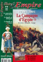 35980 - Gloire et Empire,  - Gloire et Empire 10: 1798-1801 La Campagne d'Egypte (3) El-Arisch-Heliopolis-Canope