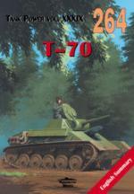 36007 - Solarz, J. - No 264 T-70 (Tank Power Vol XXXIX)