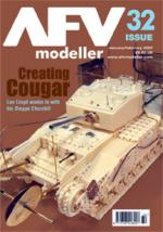 36015 - AFV Modeller,  - AFV Modeller 032. Creating Cougar